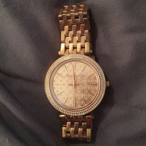 Female Michael Kors watch